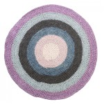 sebra-4223-crochet-floor-mat-haeklet-taeppe-pastel-lilac