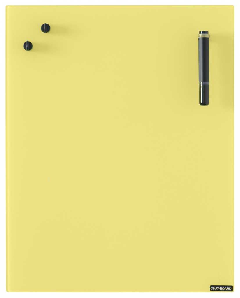 Chat Board classic jaune