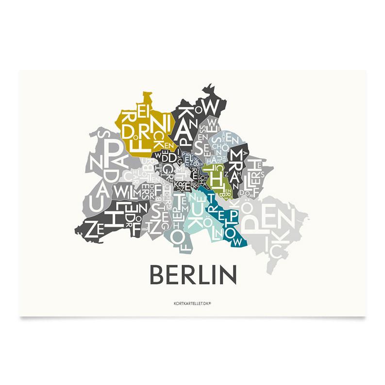 Berlin - Kortkartellet