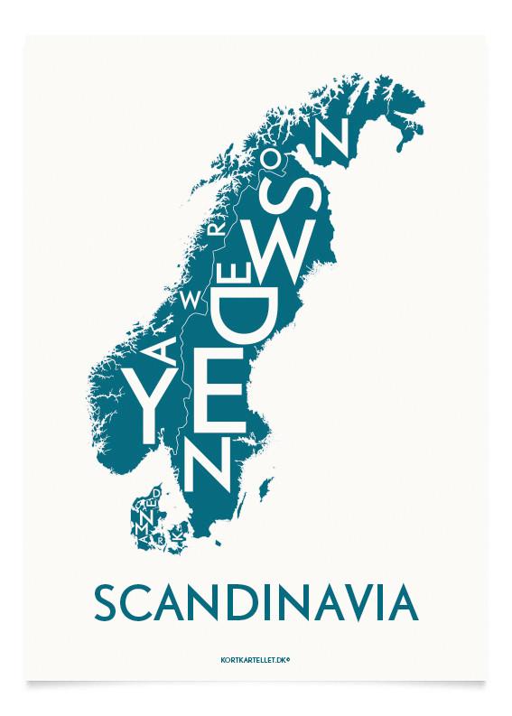 Scandinavia - Kortkartellet