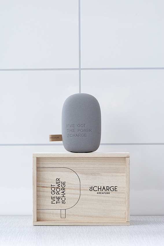 Kreafunk tocharge