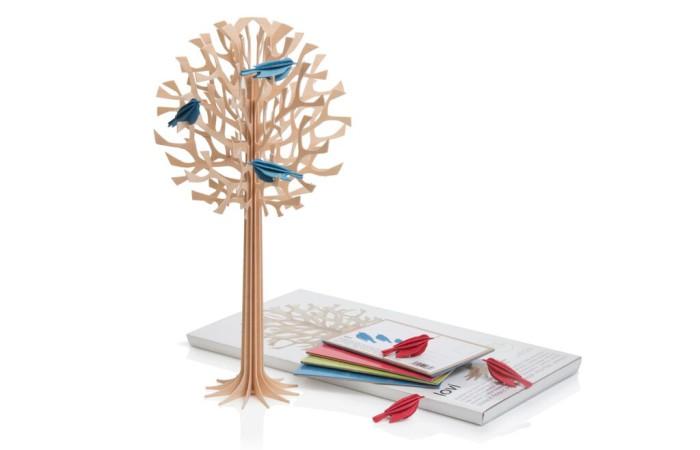 Lovi Tree 34 cm et minibirds 5 cm