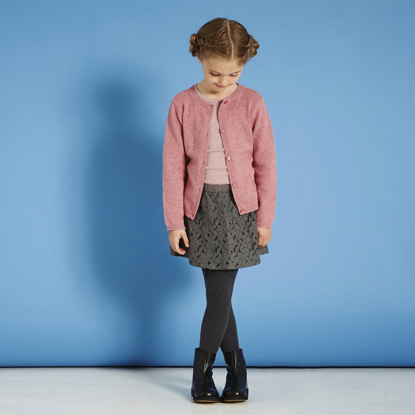 Norlie fille rosa