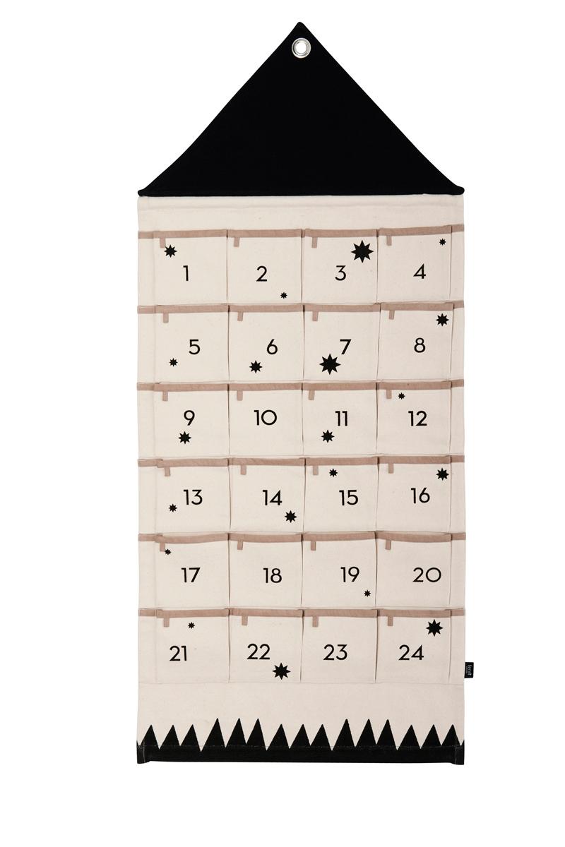 Le calendrier de l avent de ferm living - Calendrier de l avent bureau ...