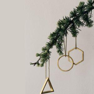Brass Ornament - Ferm Living