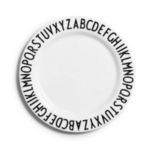 Assiette-Design-Letters