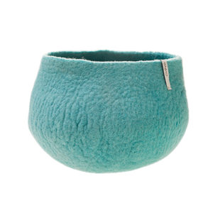 Aveva Flower Pot Iceblue 1381_Large