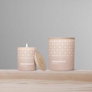 Bougies parfumées & diffuseurs